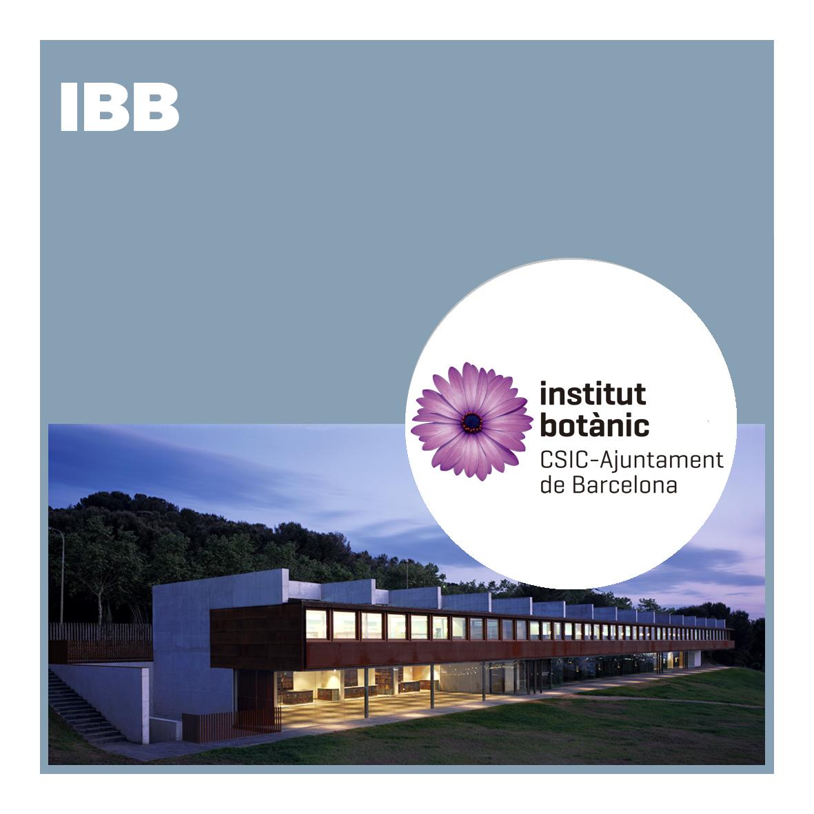 Instituto Botánico de Barcelona (IBB)