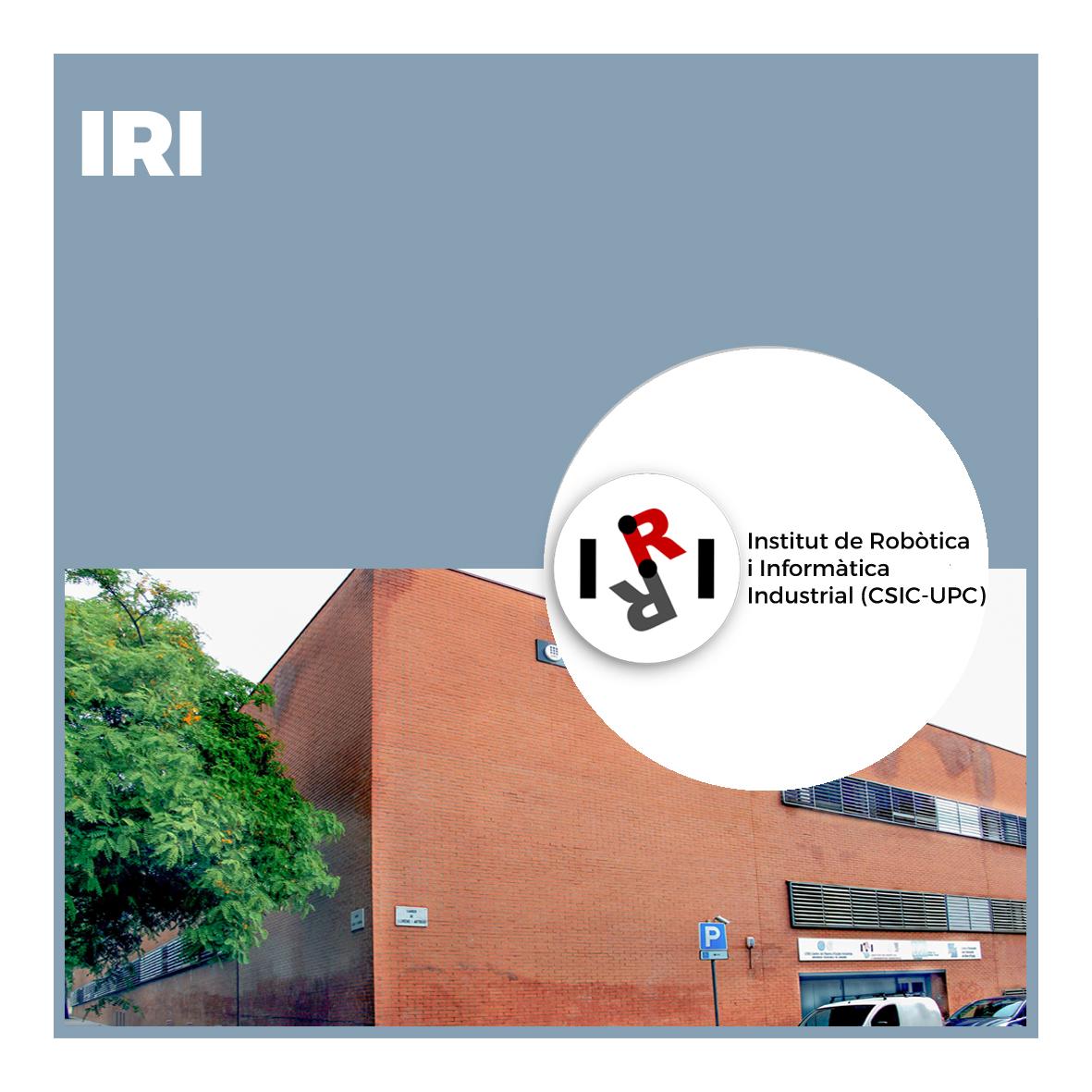 Instituto de Robótica e Informática Industrial (IRI)