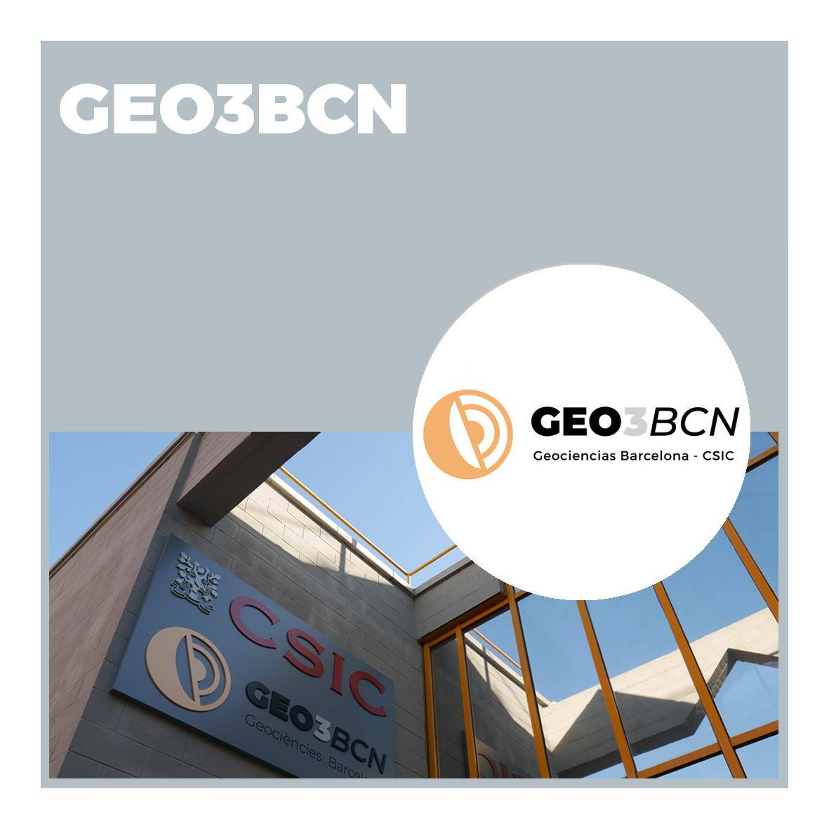 Geociencias Barcelona (GEO3BCN)