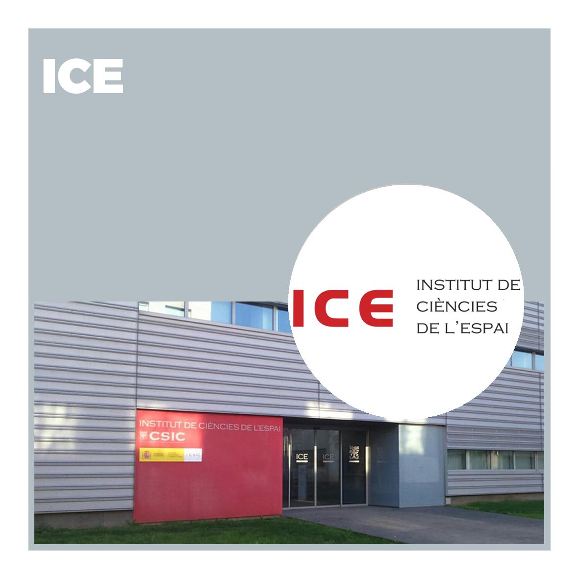 Instituto de Ciencias del Espacio (ICE)