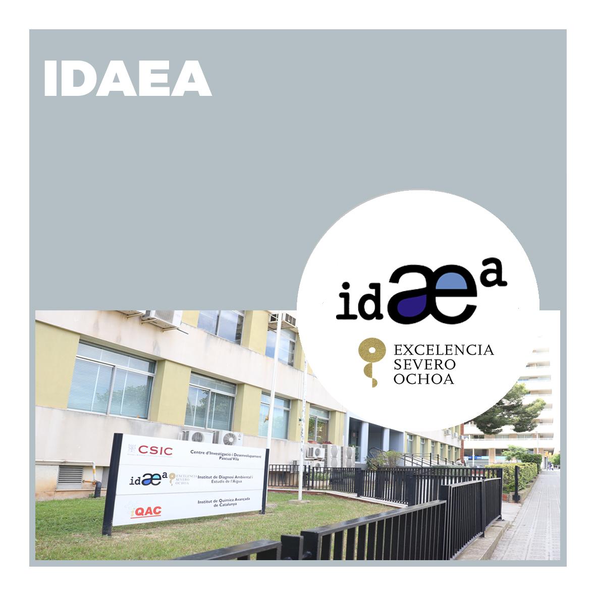 Instituto de Diagnóstico Ambiental y Estudios del Agua (IDAEA)