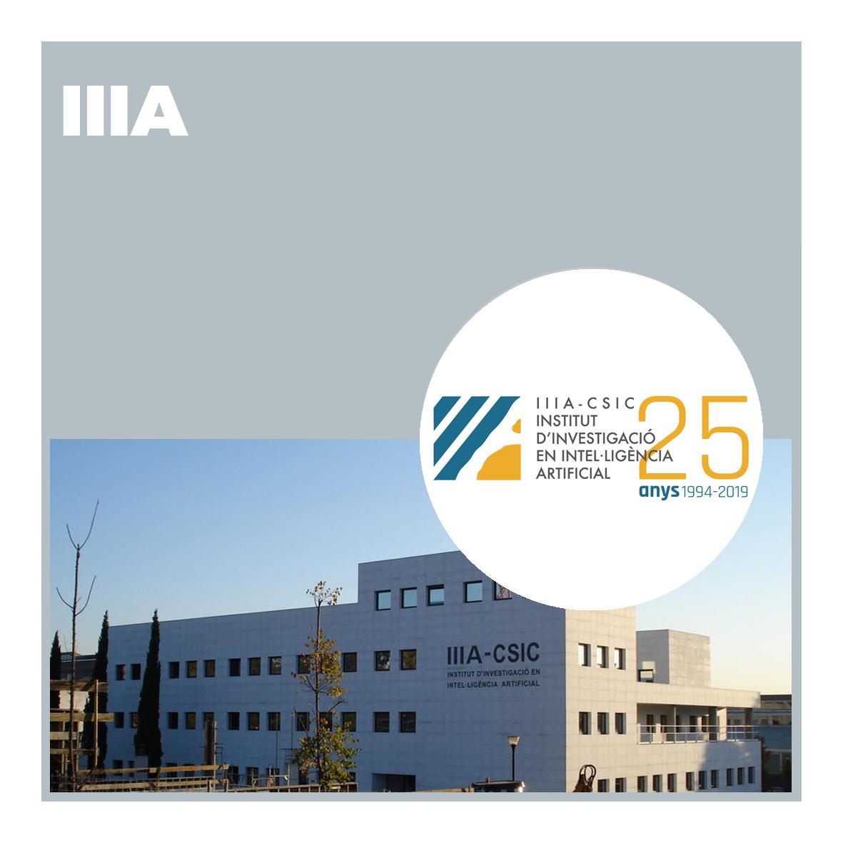 Instituto de Investigación en Inteligencia Artificial (IIIA