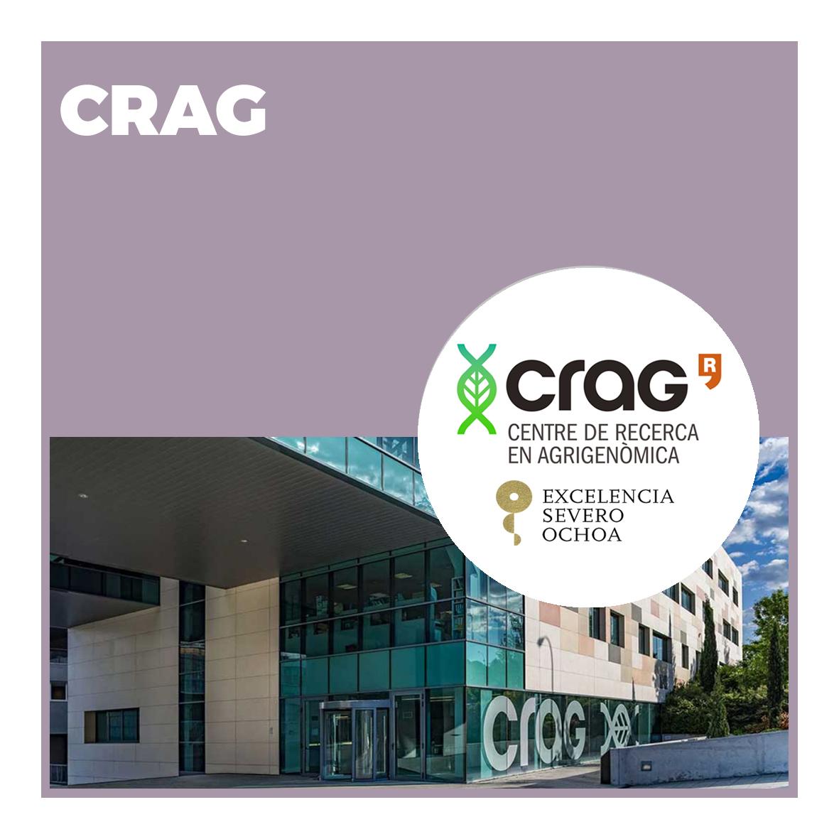 Centro de Investigación Agrigenómica (CRAG)