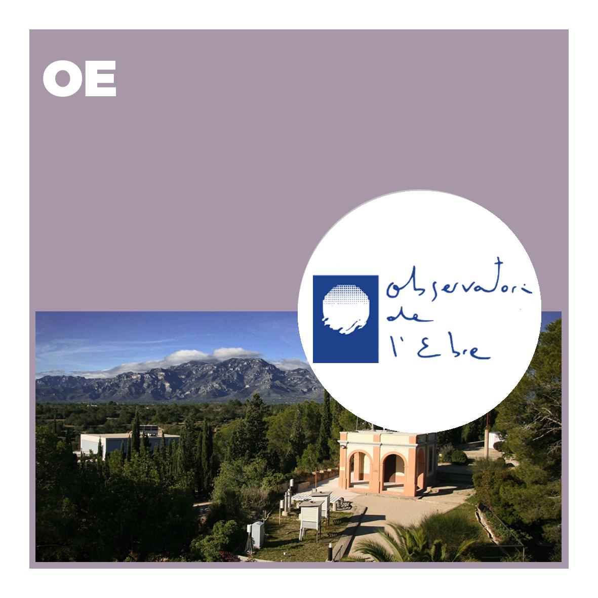 Observatorio de Física Cósmica del Ebro (OE)