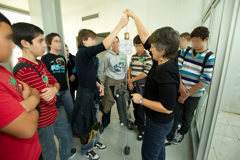 Semana de la Ciencia. Jornada de Puertas Abiertas al ICM