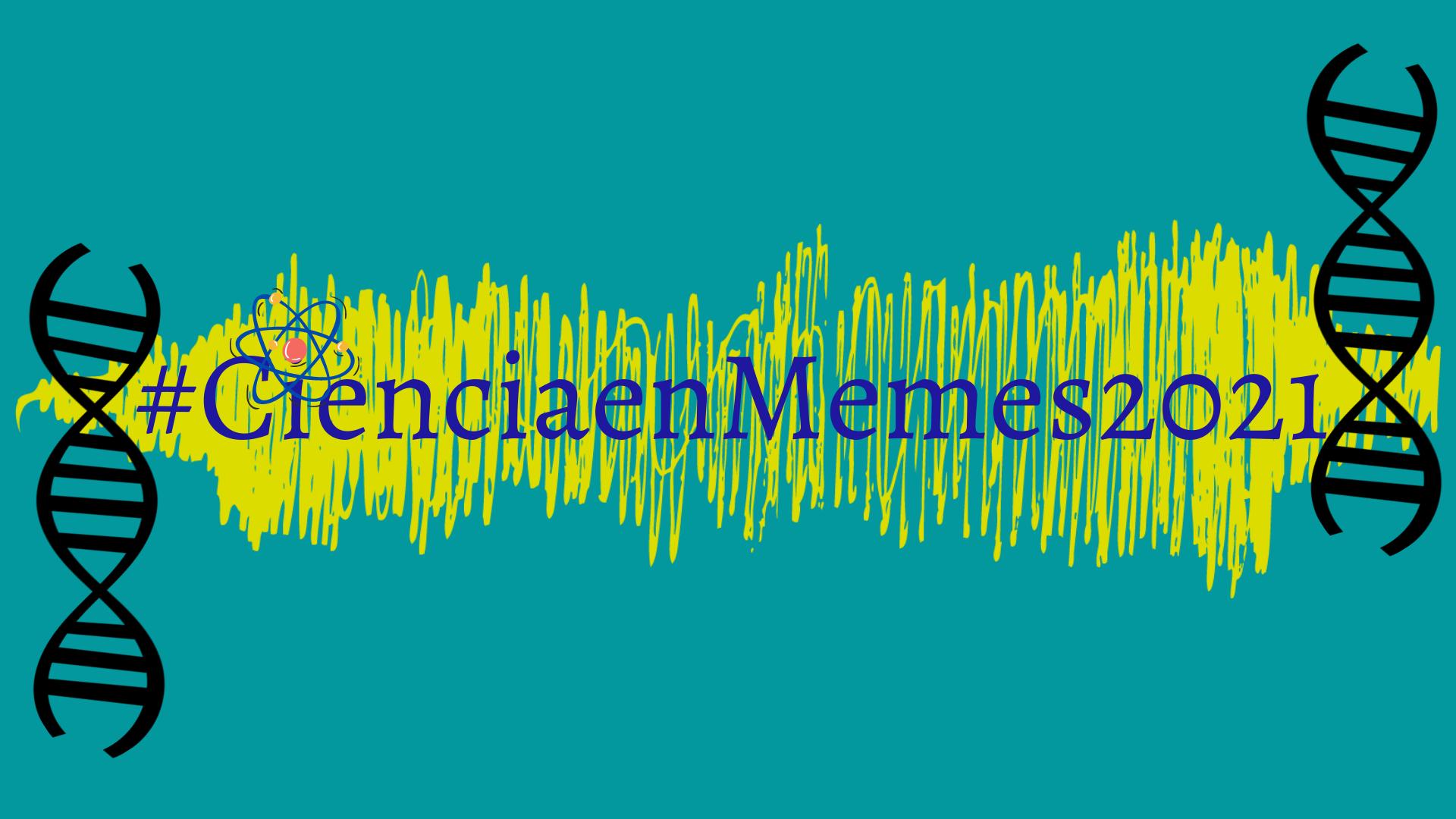 Logo Ciencia en memes 2021