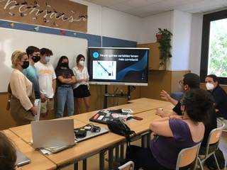 La Inteligencia Artificial y las escuelas: proyectos de machine learning para fomentar el aprendizaje de IA