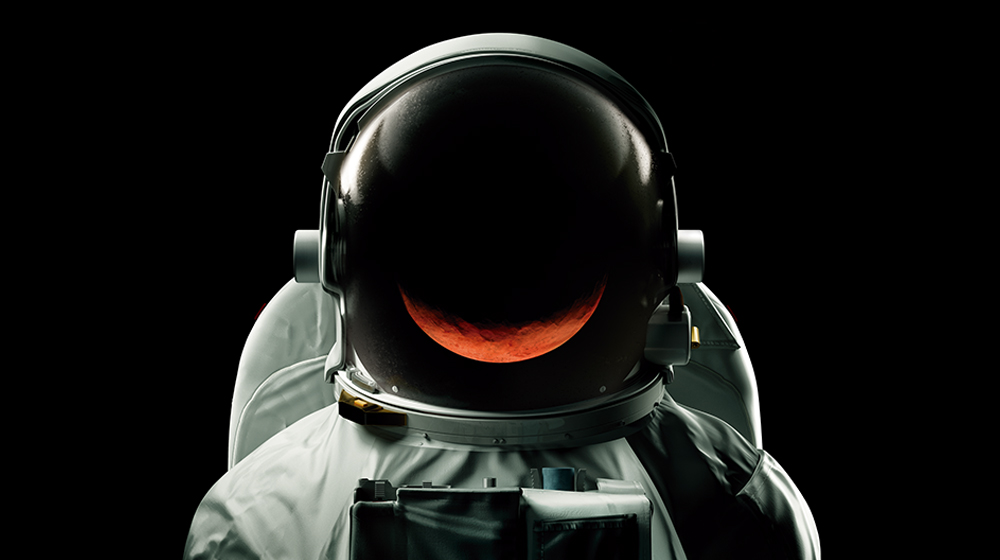 """Exposición """"Marte. El espejo rojo"""" en CCCB"""