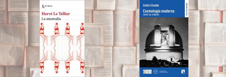 Libros La Anomalía y Cosmología Moderna
