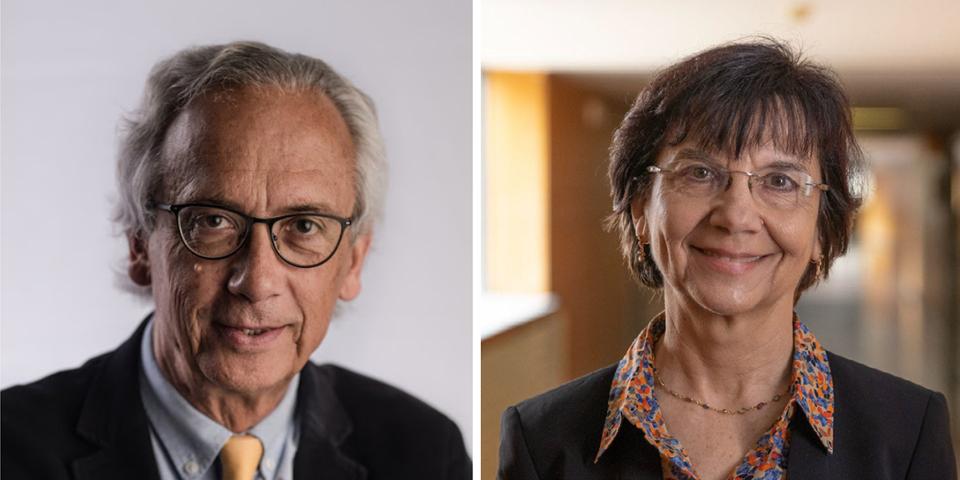 Carme Torras y Bonaventura Clotet ganan ex aequo el Premio Nacional de Investigación 2020