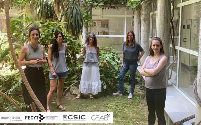 Científiques del CEAB-CSIC participen en una producció sobre els reptes que planteja el canvi global i el biaix de gènere en l'àmbit científic