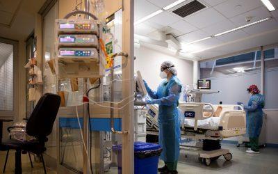 Un nou mètode permet detectar la transmissió de SARS-CoV-2 en l'aire dels hospitals